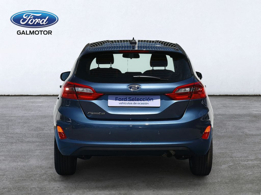 Ford Fiesta 1.0 ECOBOOST 70KW S