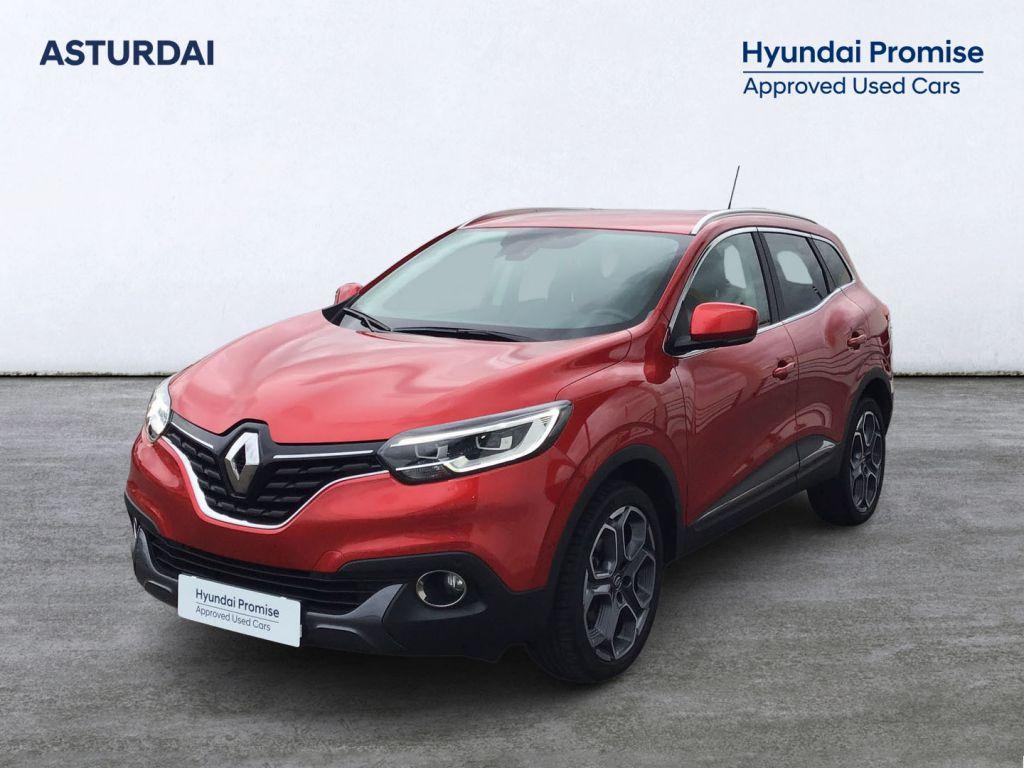 Renault Kadjar 1.2 TCE ENERGY ZEN 96KW 130 5P