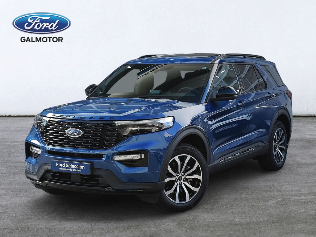 Ford Explorer 3.0 PHEV ST-LINE 4WD AUTO 457 5P 7 Plazas