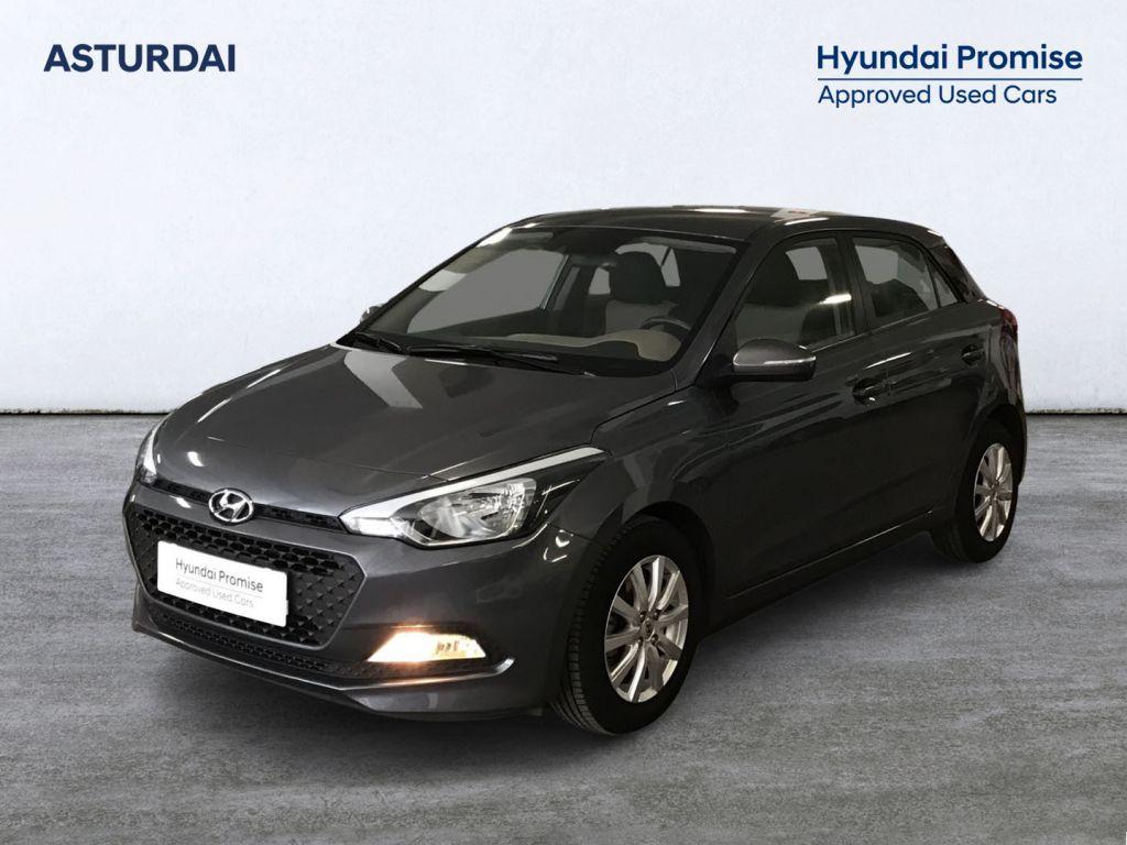 Hyundai i20 1.4 MPI LINK AUTO 100 5P