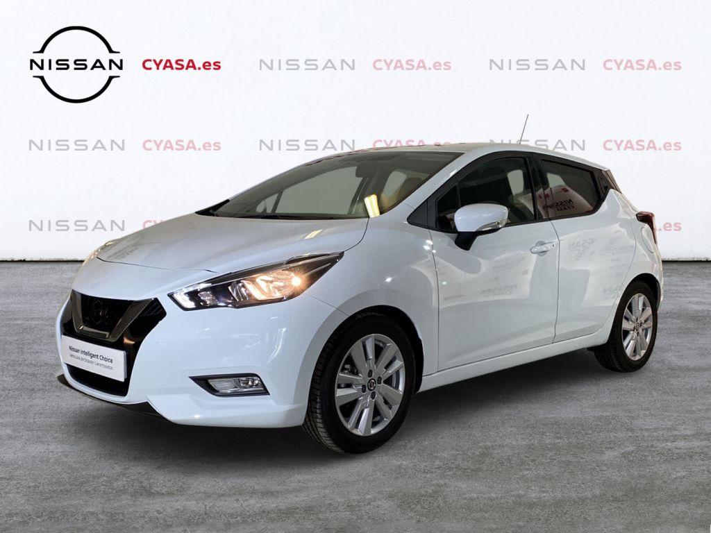 Nissan Micra 1.0 IG-T ACENTA 74KW 100 5P