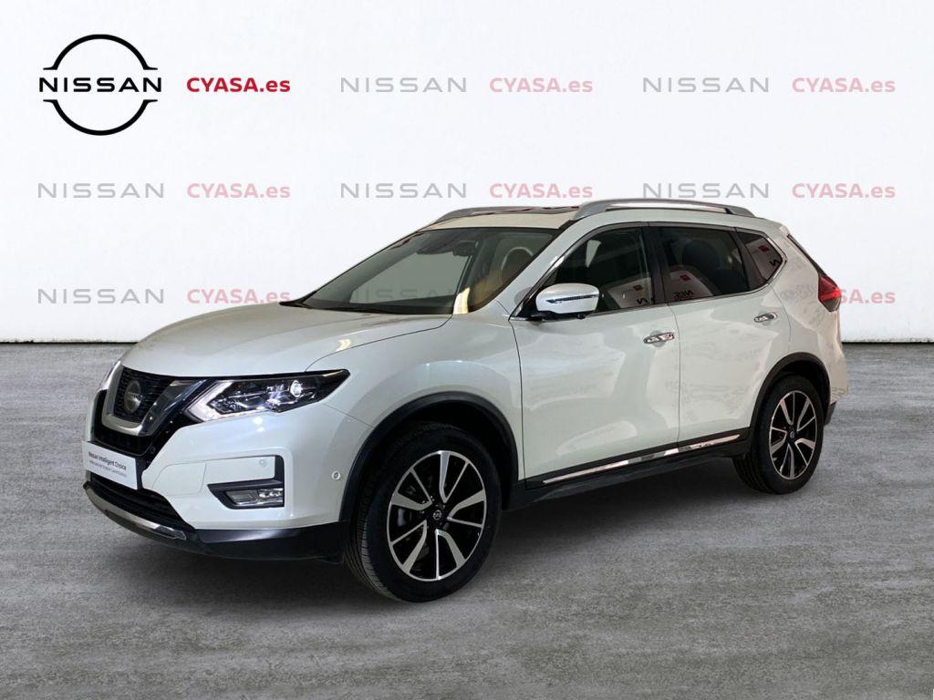Nissan X-Trail 1.3 DIG-T TEKNA DCT 120KW 160 5P