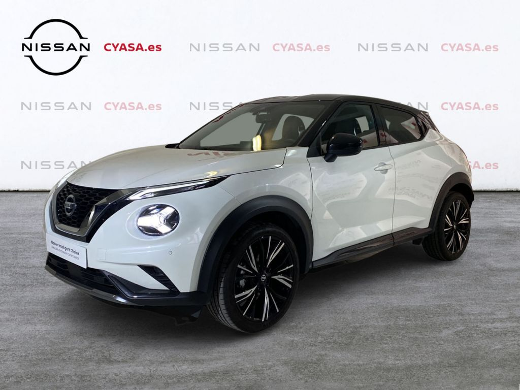 Nissan JUKE 1.0 DIG-T 86KW N-DESIGN CHIC BIT FC 117 5P