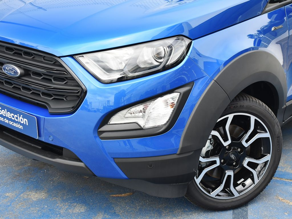 Ford EcoSport 1.0T ECOBOOST 92KW ACTIVE 125 5P