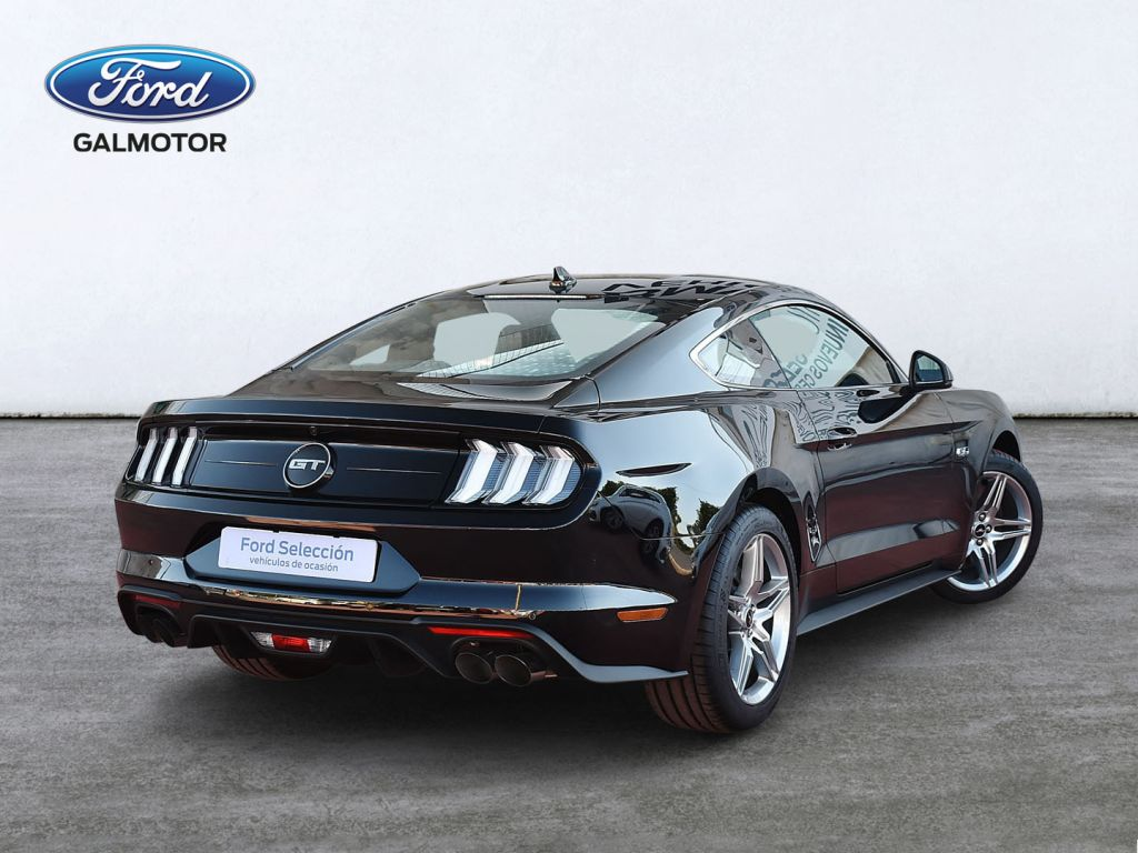 Ford Mustang coupé 5.0 TI-VCT 336KW GT 450 2P