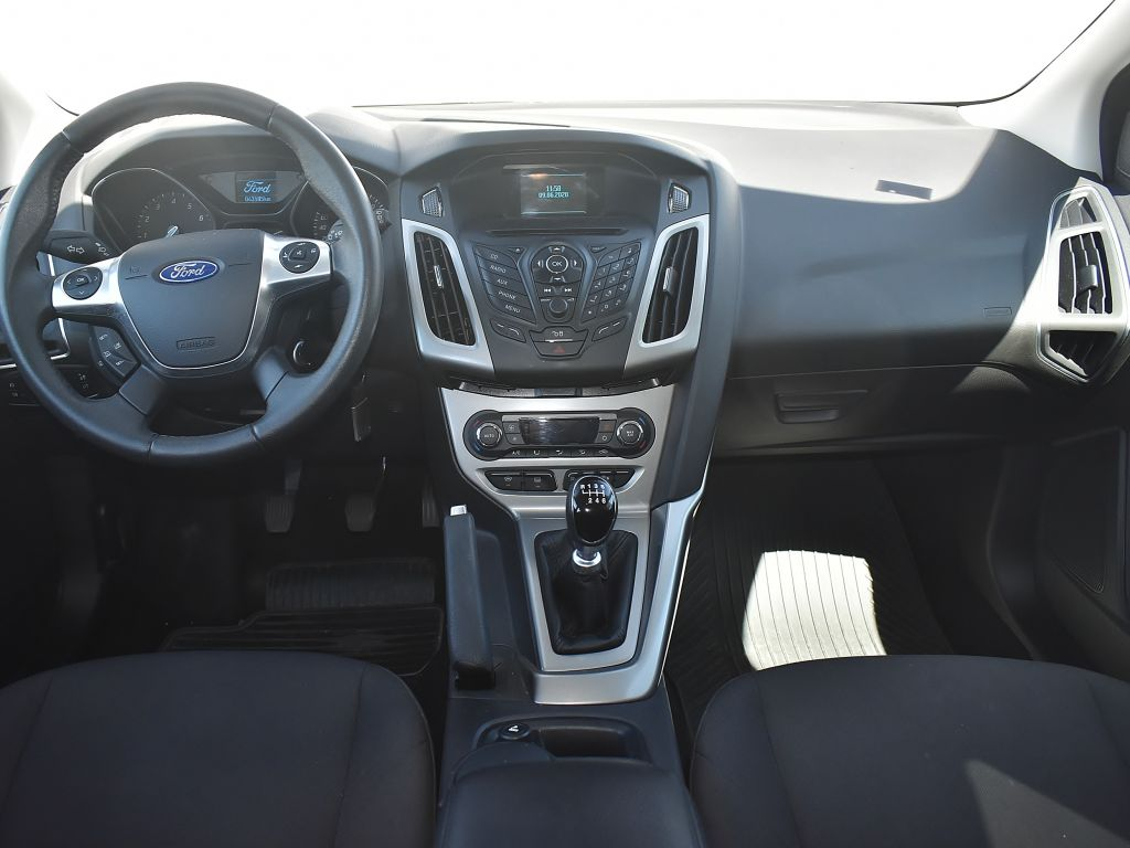 Ford Focus 1.0 ECOBOOST 125 TREND 125 5P