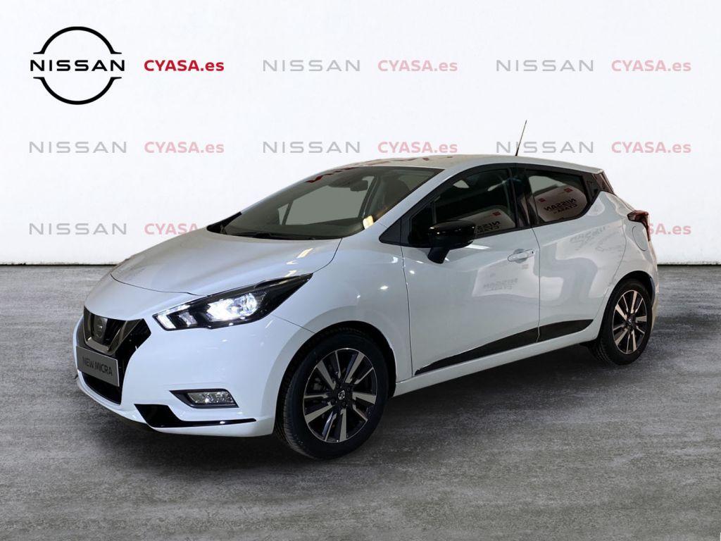 Nissan Micra 1.0 IG-T 68KW CVT N-DESIGN BLACK 92 5P