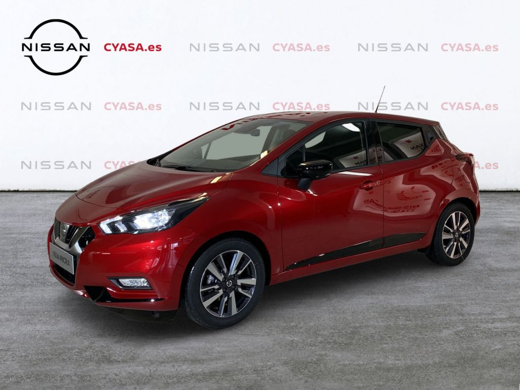 Nissan Micra 1.0 IG-T 68KW N-DESIGN BLACK 92 5P