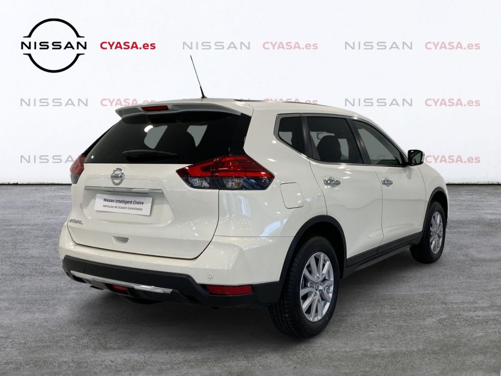 Nissan X-Trail 1.3 DIG-T ACENTA DCT 120KW 160 5P