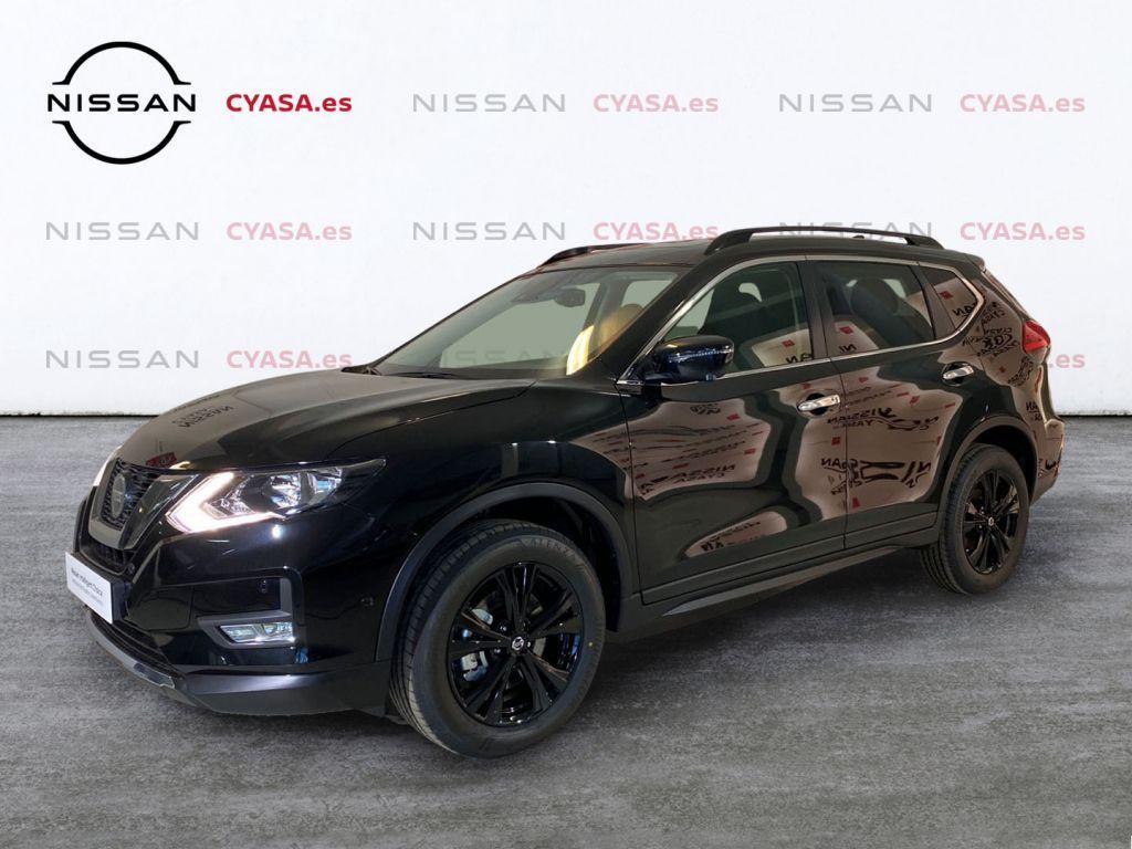 Nissan X-Trail 1.7 DCI N-TEC CVT 110KW 7 SEAT 150 5P 7 Plazas