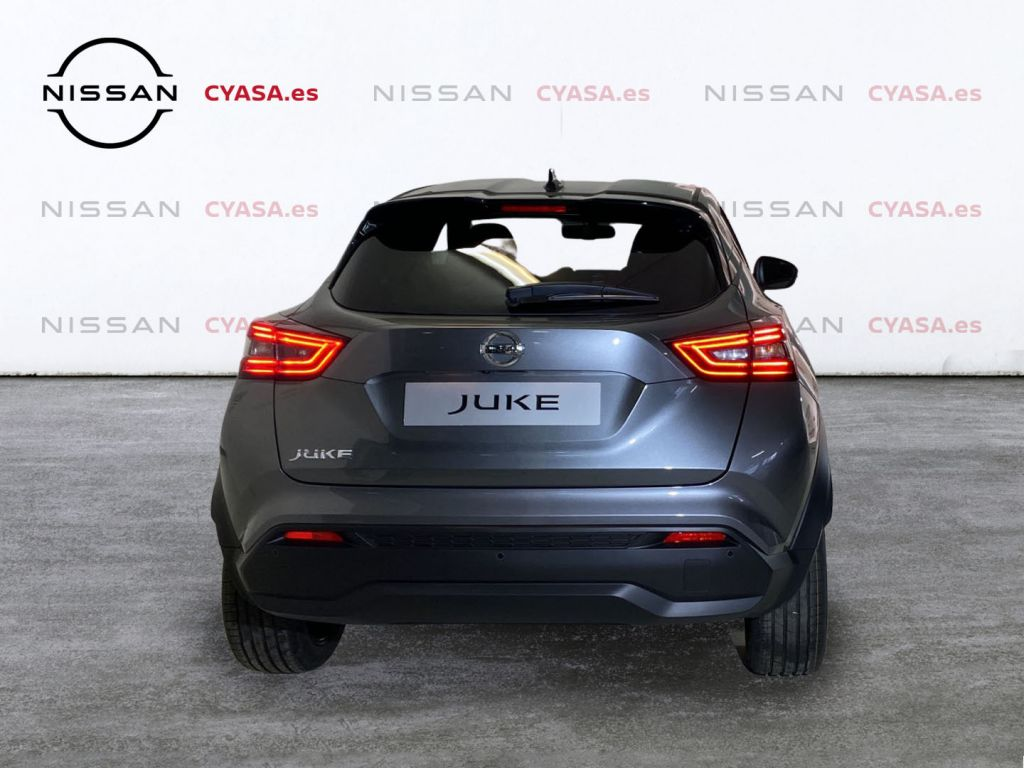 Nissan JUKE 1.0 DIG-T 84KW ENIGMA DCT 114 5P