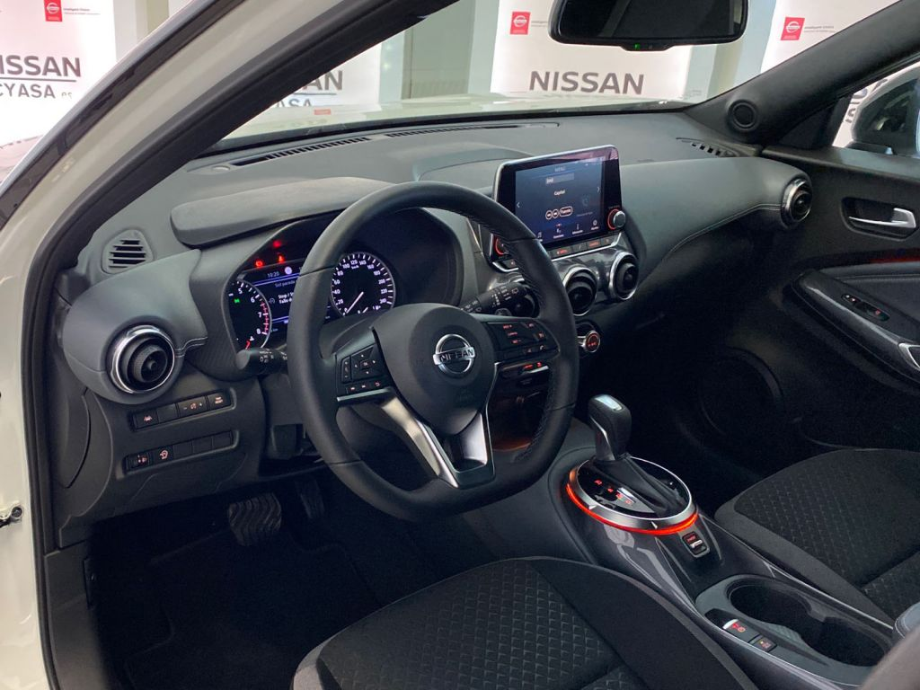 Nissan JUKE 1.0 DIG-T 84KW N-CONNECTA DCT 114 5P