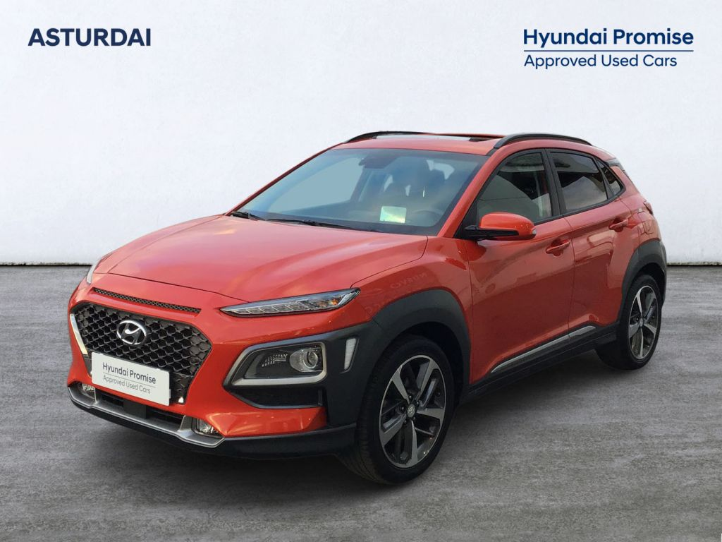 Hyundai Kona 1.0 TGDI STYLE SKY 2WD 120 5P