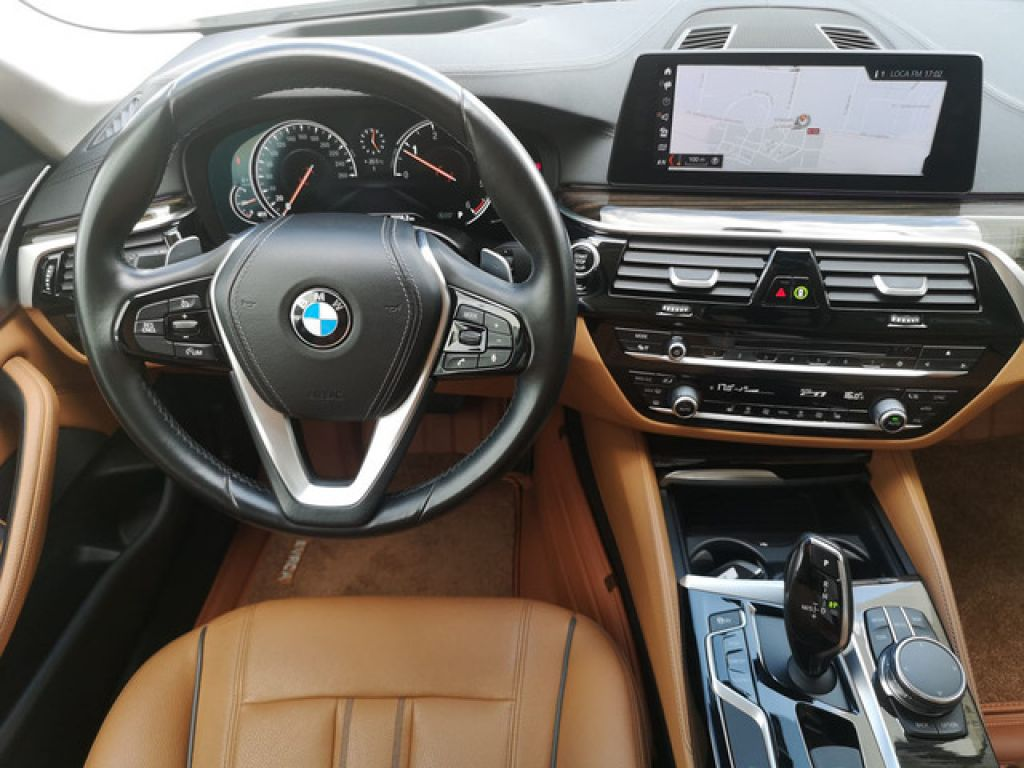 BMW Serie 5 520d Business 140 kW (190 CV)