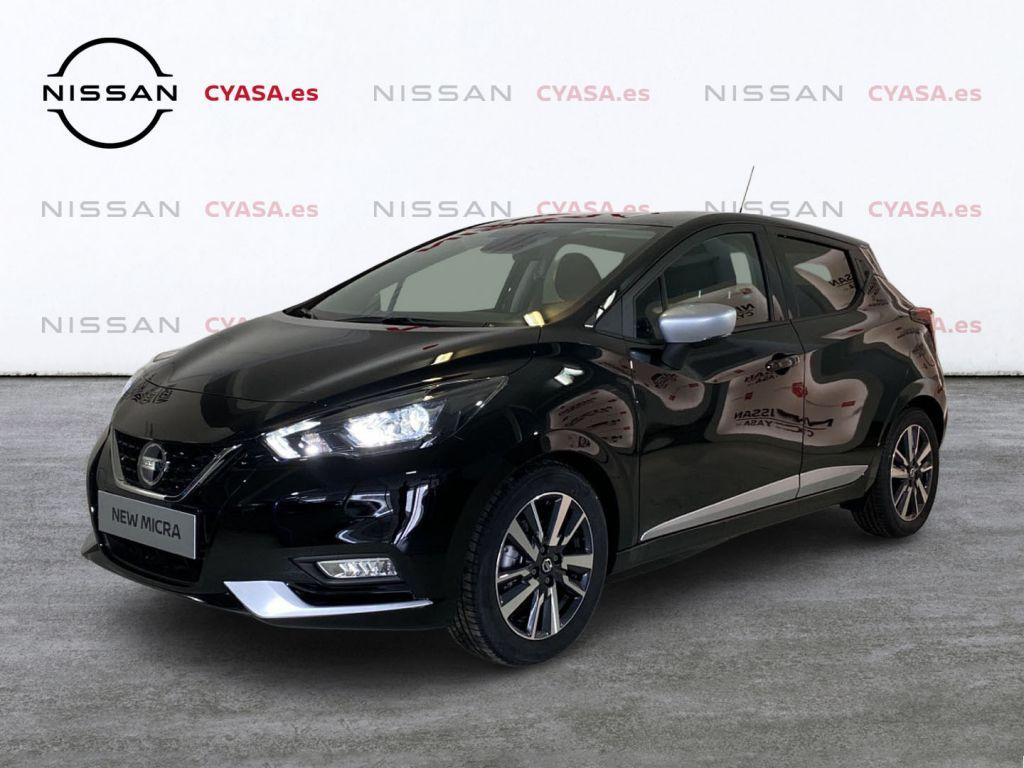 Nissan Micra 1.0 IG-T 68KW CVT N-DESIGN CHROME 92 5P