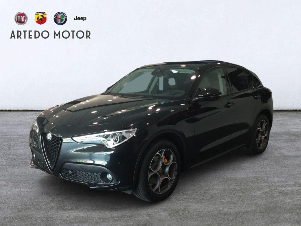 Alfa Romeo Stelvio 2.2 D TURBO 140KW SPRINT+ AUTO 4WD 190 5P