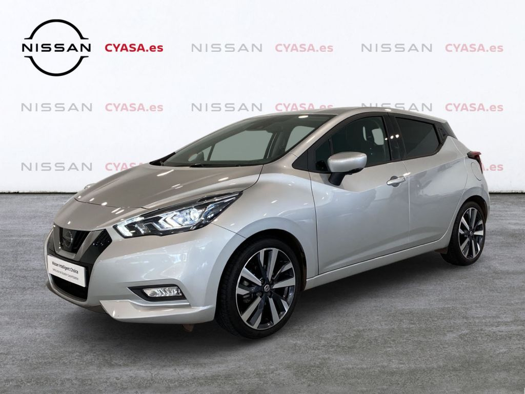 Nissan Micra 0.9 IG-T TEKNA 90 5P