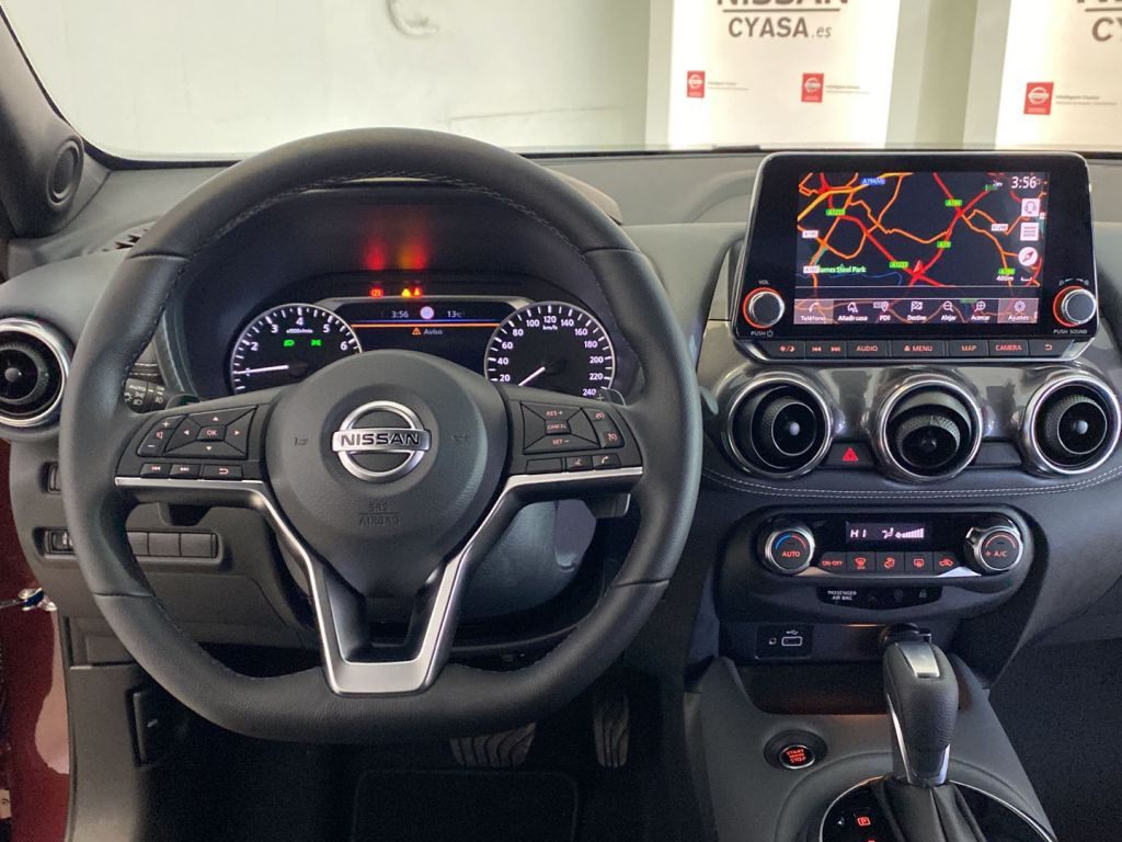 Nissan JUKE 1.0 DIG-T 86KW N-CONNECTA DCT 117 5P