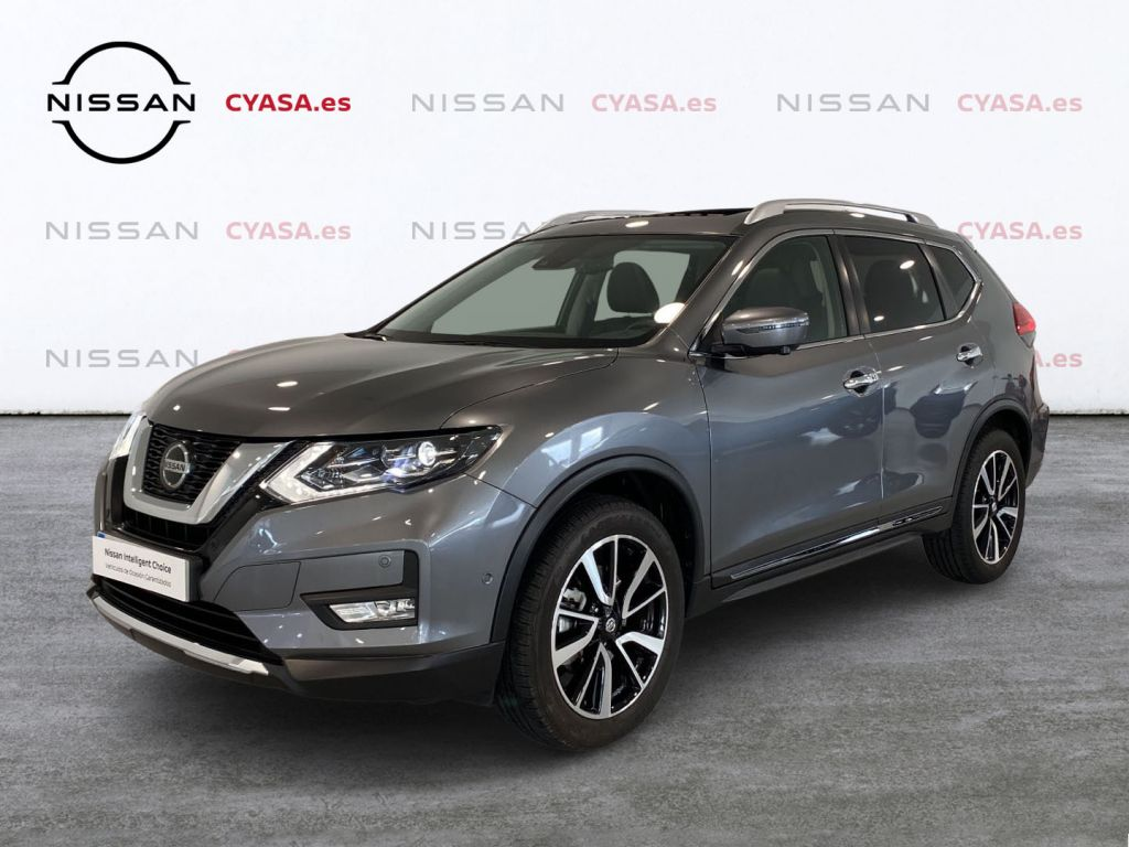 Nissan X-Trail 1.7 DCI TEKNA 110KW 150 5P