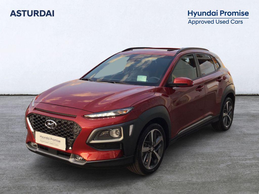 Hyundai Kona 1.6 TGDI STYLE SKY RED DT 4WD 177 5P