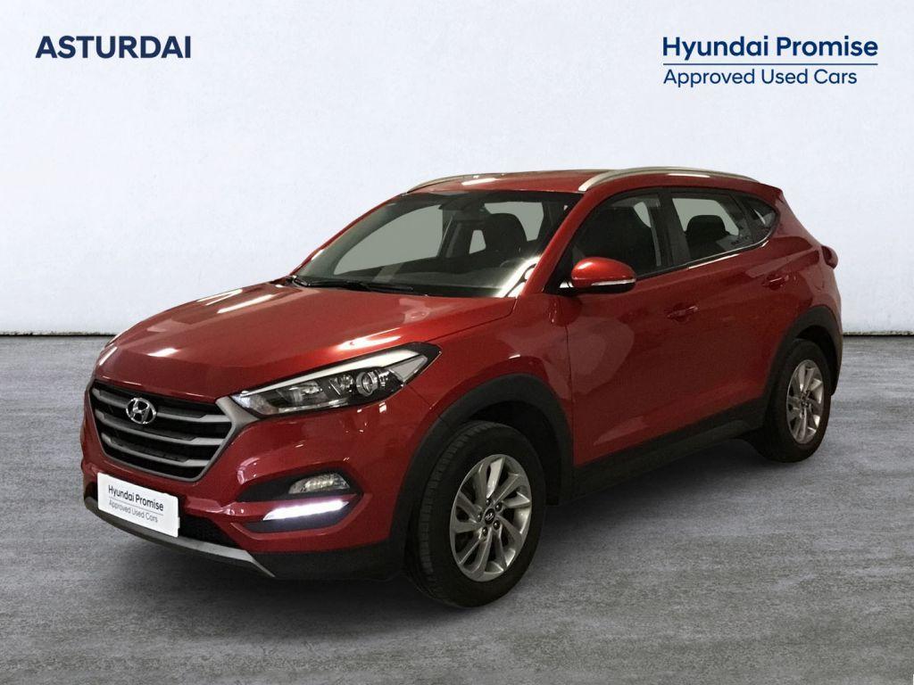 Hyundai Tucson 1.7 CRDI 85KW BLUEDRIVE KLASS NAV 2WD 115 5P