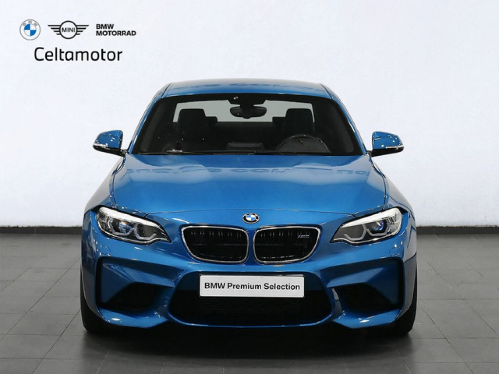 BMW  M2 Coupe 272 kW (370 CV)