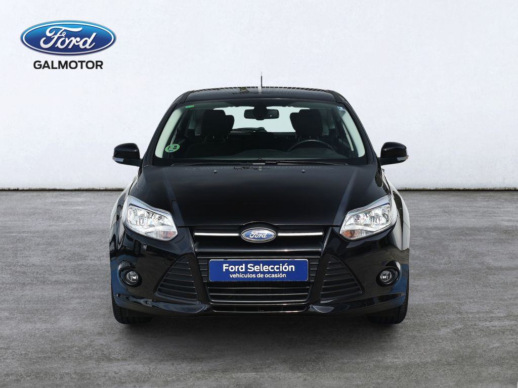 Ford Focus 1.6 TI-VCT 125 TREND POWERSHIFT 125 5P