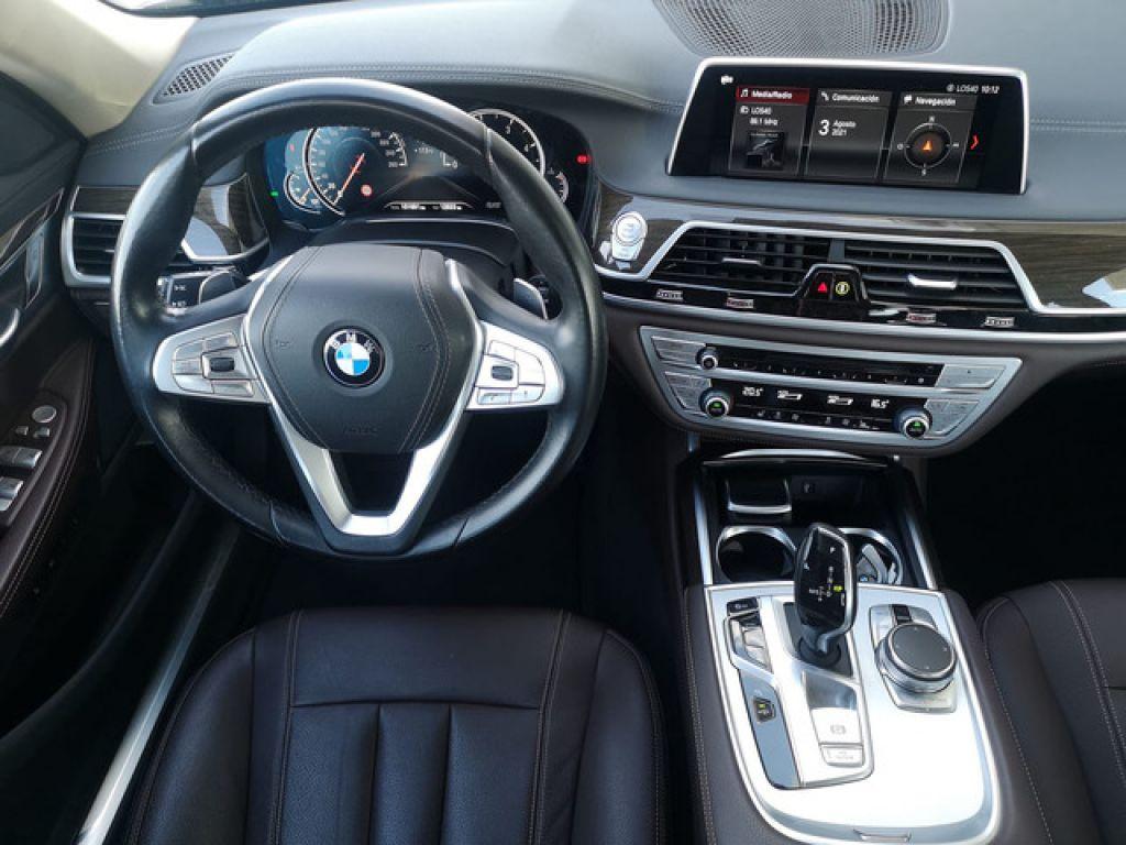 BMW Serie 7 730d 195 kW (265 CV)