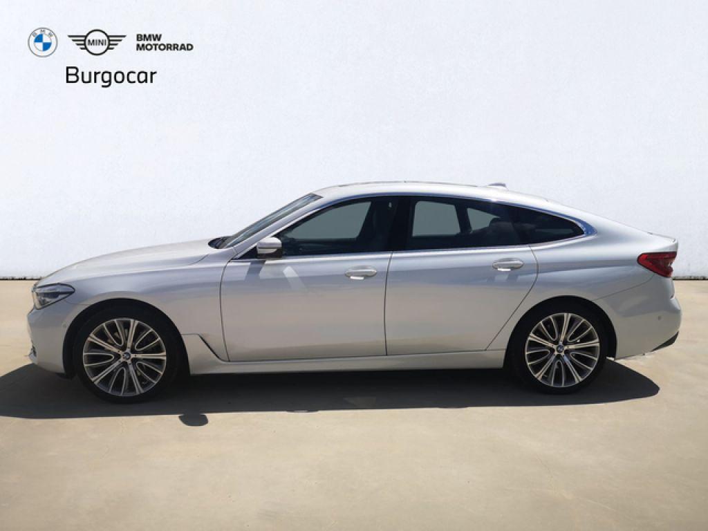 BMW Serie 6 640i xDrive Gran Turismo 250 kW (340 CV)