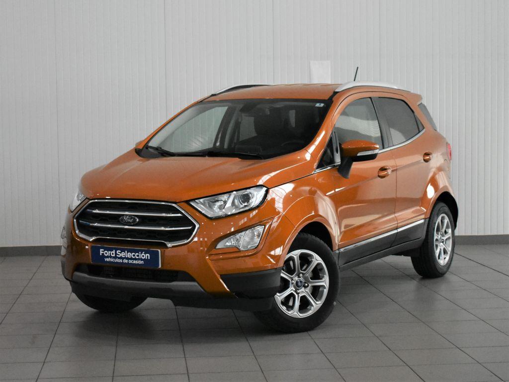 Ford EcoSport 1.0T ECOBOOST 103KW TITANIUM 140 5P