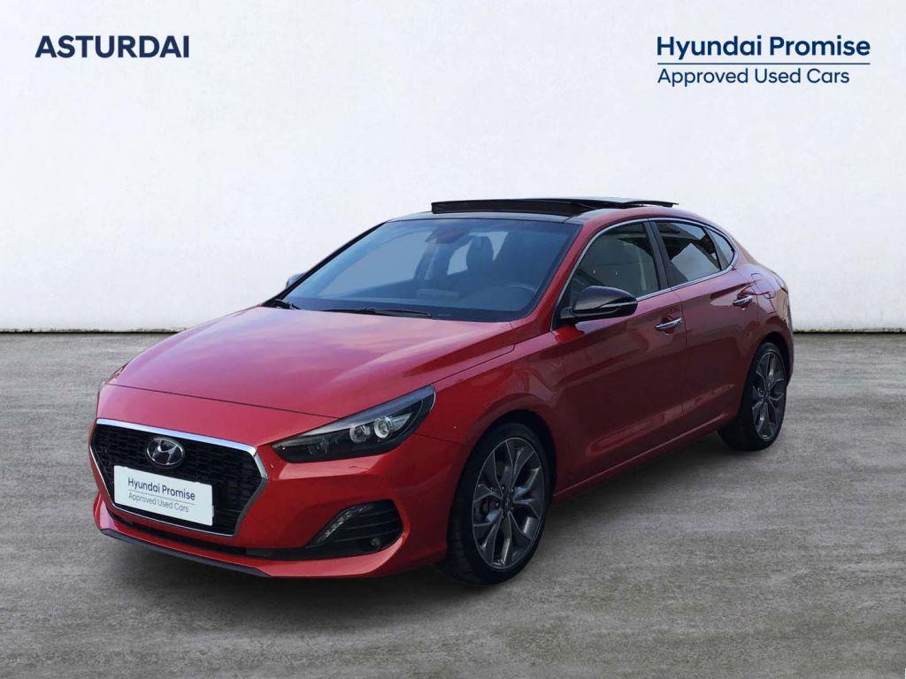 Hyundai i30 1.4 TGDI STYLE FASTBACK DCT 140 5P