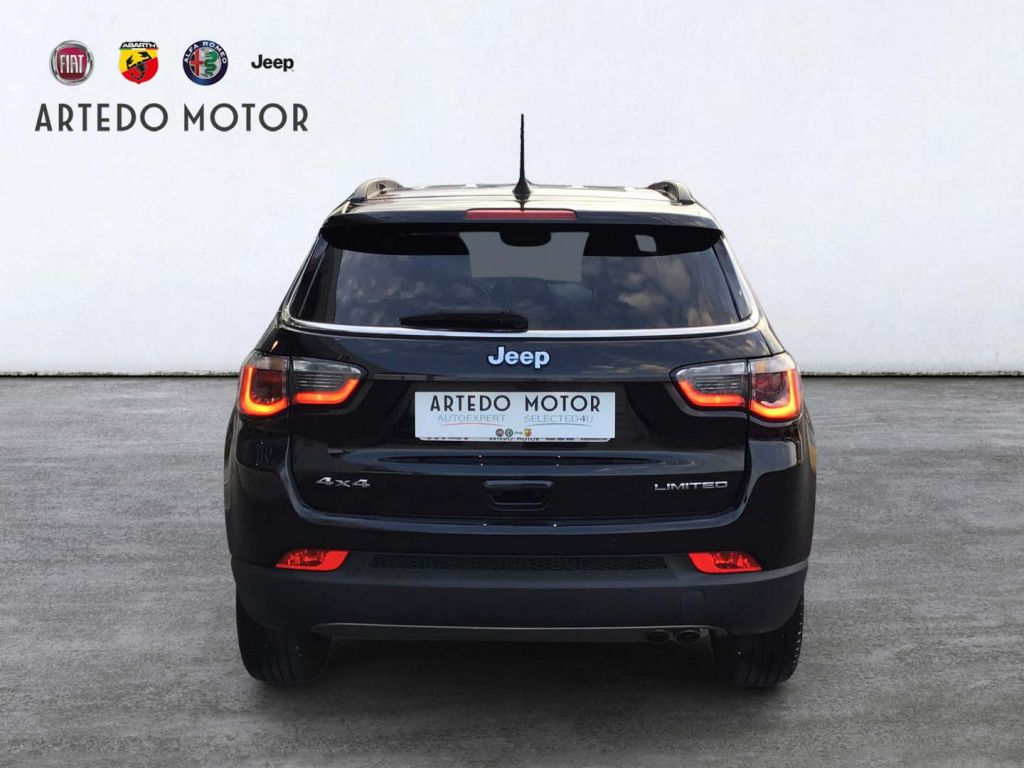 Jeep Compass 2.0 MJET 125KW LIMITED 4WD AD AT 170 5P