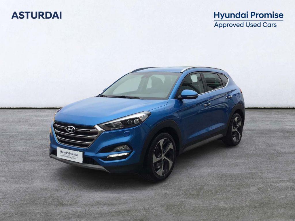 Hyundai Tucson CRDI 1.7 141CV 4X2 DT KOSMO