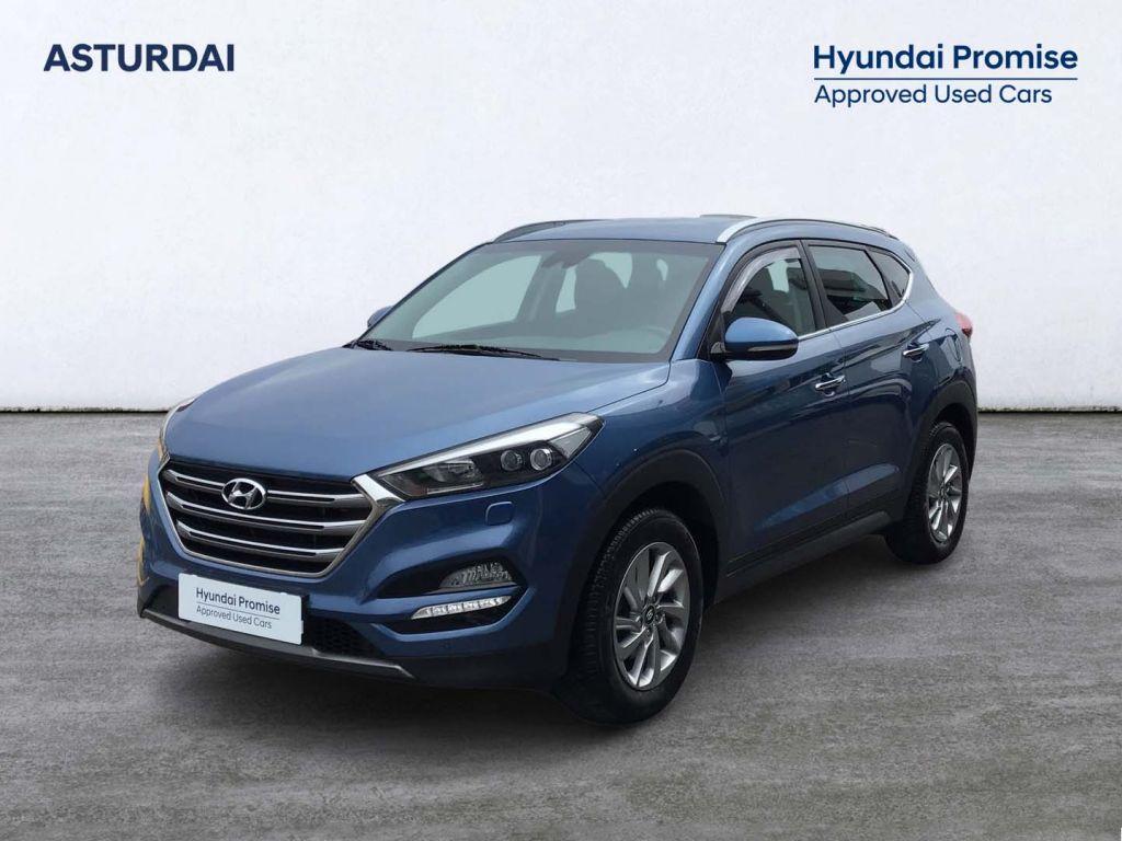 Hyundai Tucson 1.7 CRDI BLUEDRIVE TECNO SAFE 2WD 115 5P