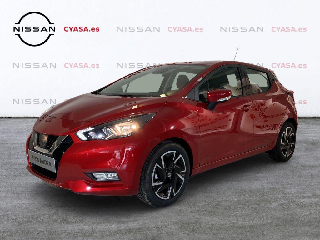 Nissan Micra 1.0 IG-T ACENTA 68KW 92 5P