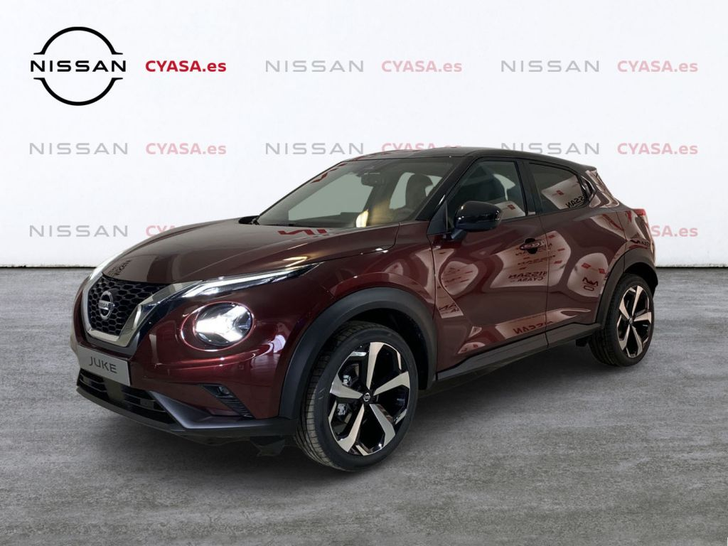 Nissan JUKE 1.0 DIG-T 86KW TEKNA DCT 117 5P