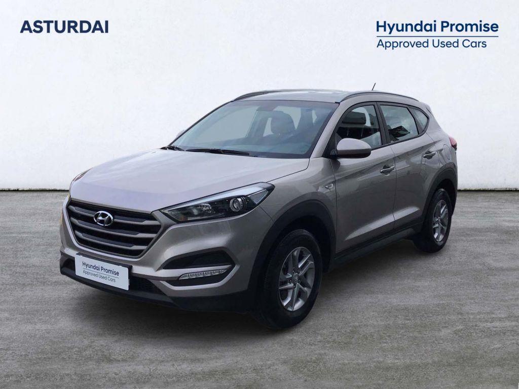 Hyundai Tucson 1.6 GDI BLUEDRIVE ESSENCE 2WD 131 5P