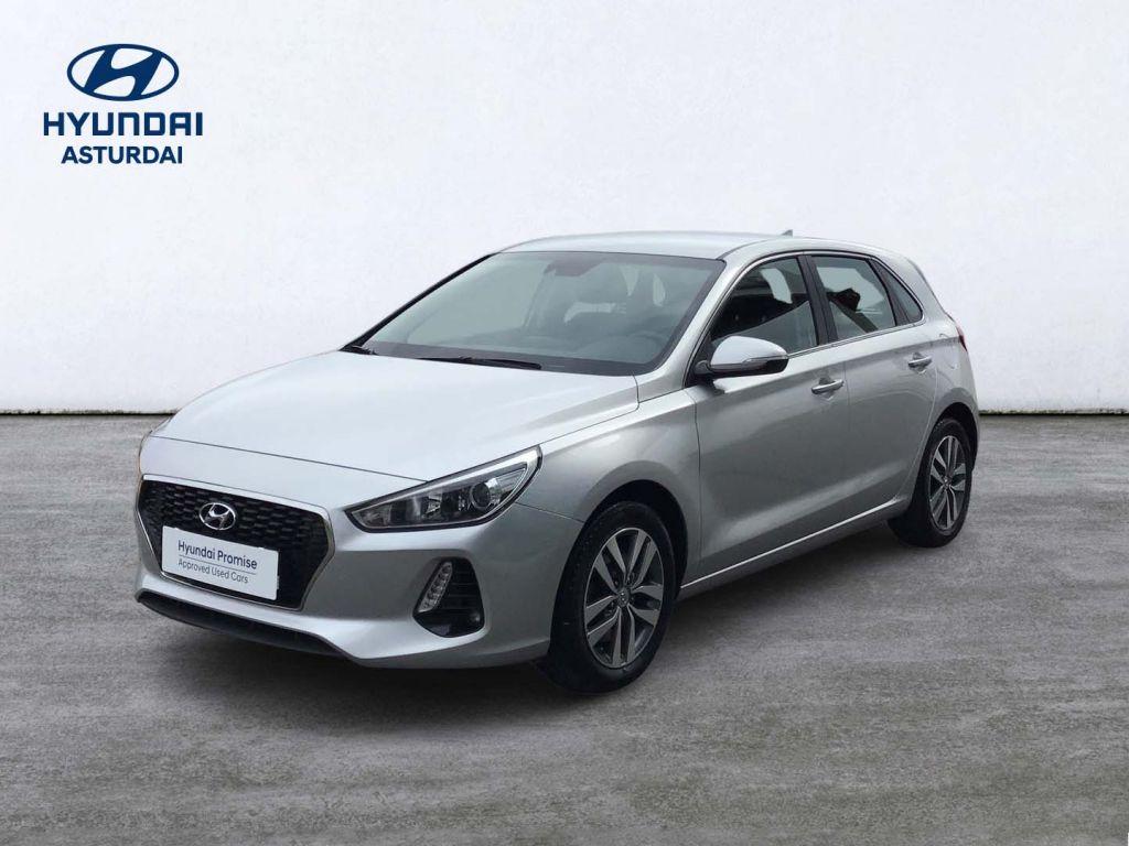 Hyundai i30 1.0 TGDI TECNO 120 5P