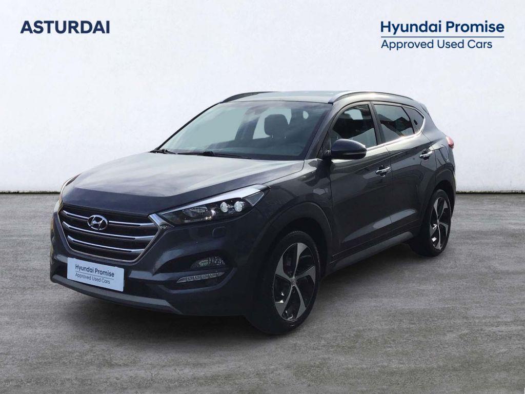 Hyundai Tucson 1.7 CRDI 85KW BLUEDRIVE KOSMO 2WD 115 5P