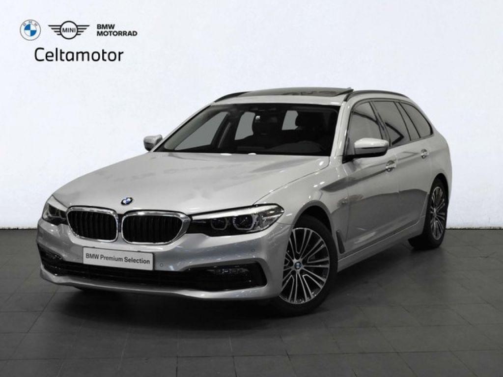 BMW Serie 5 530d Touring 195 kW (265 CV)