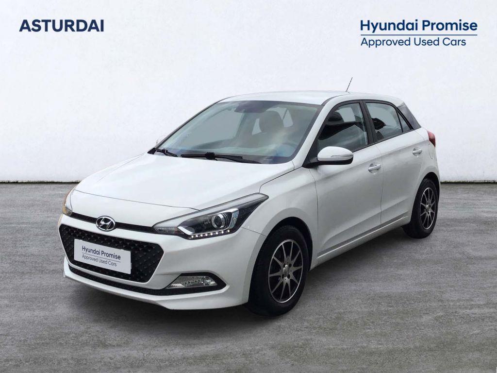 Hyundai i20 1.2 MPI KLASS 84 5P