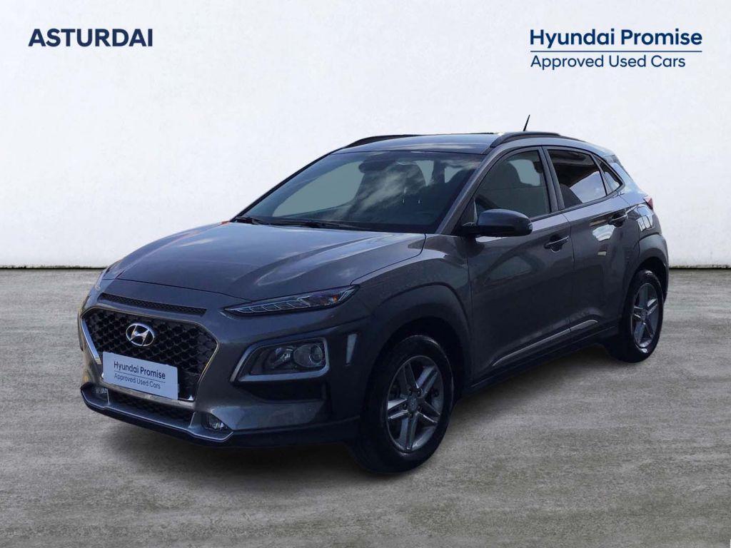 Hyundai Kona TGDI 1.0 120CV 4X2 TECNO RED