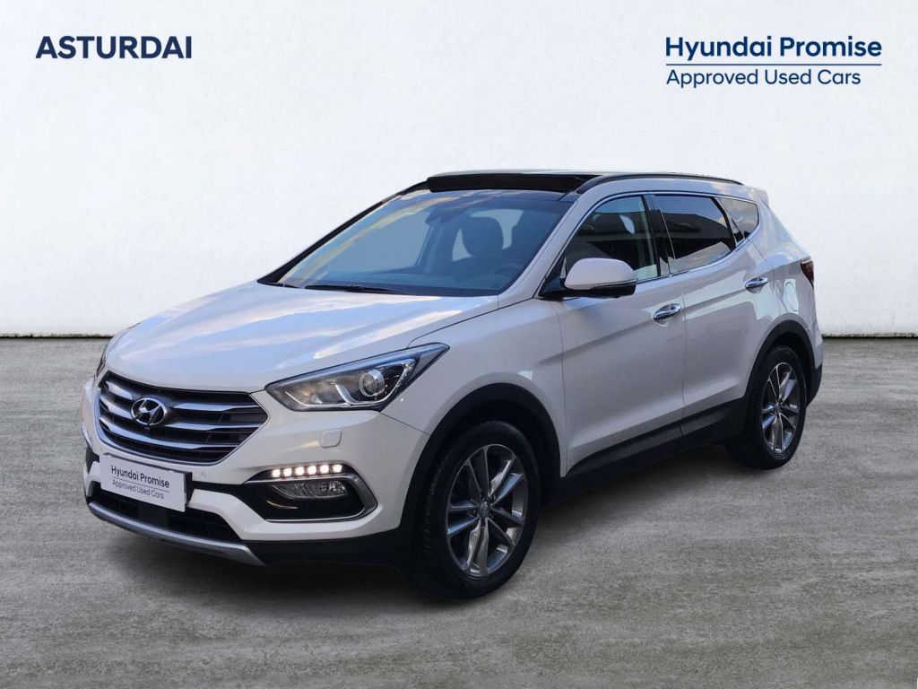 Hyundai Santa Fe 2.2 CRDI STYLE AUTO 4WD 7STR 200 5P 7 Plazas