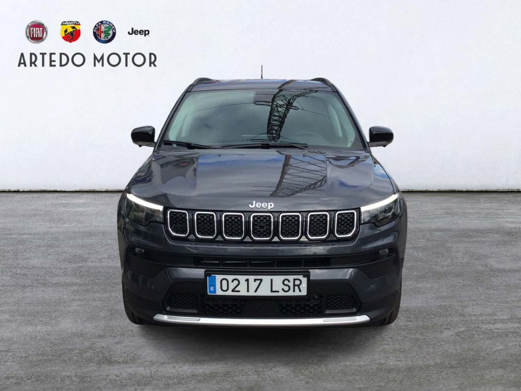 Jeep Compass 1.3 PHEV 140KW LIMITED 4WD AT 190 5P