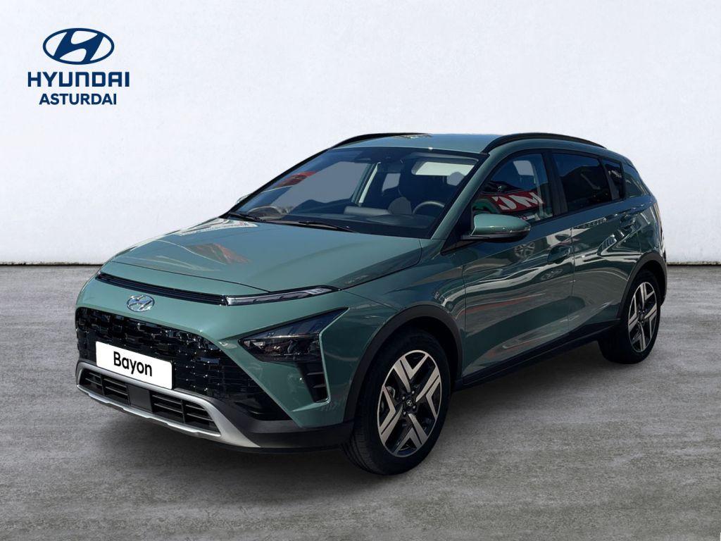 Hyundai Bayon 1.0 TGDI 74KW TECNO 100 5P