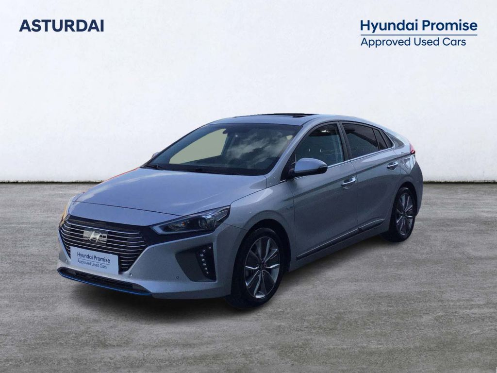 Hyundai IONIQ 1.6 GDI HEV STYLE DT 141 5P