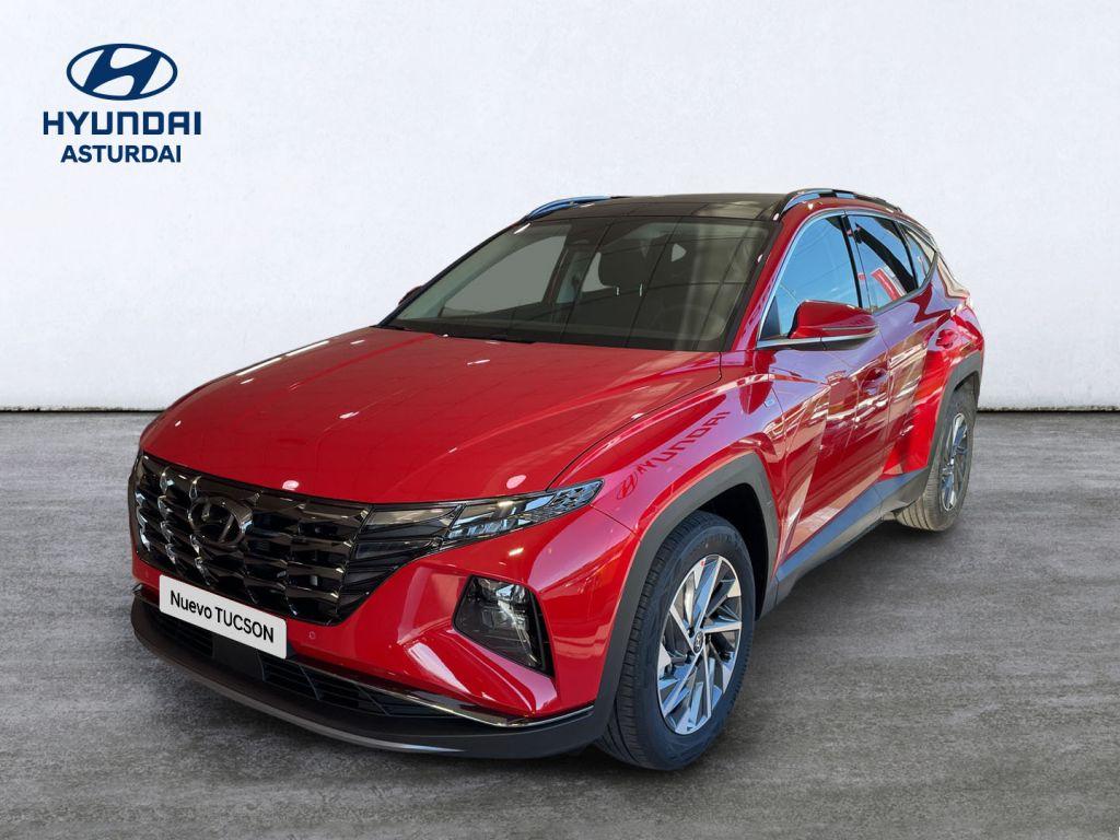 Hyundai Tucson 1.6 TGDI 110KW 48V TECNO SKY 150 5P