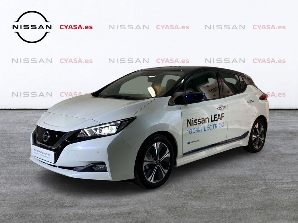Nissan LEAF 150PS TEKNA 40KWH 150 5P