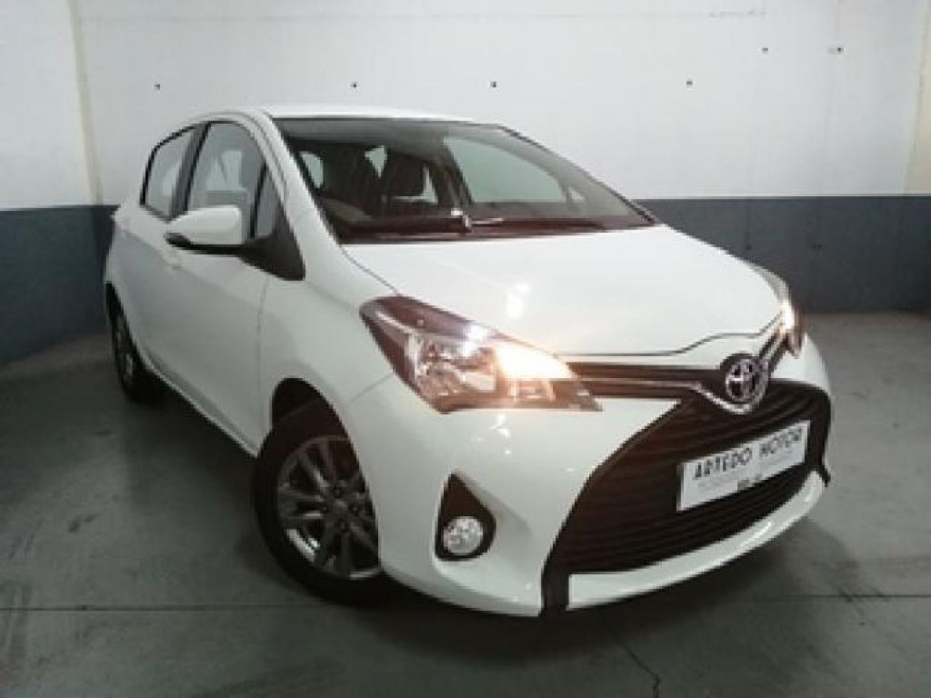 Toyota Yaris 1.0 VVT-I CITY 69 5P