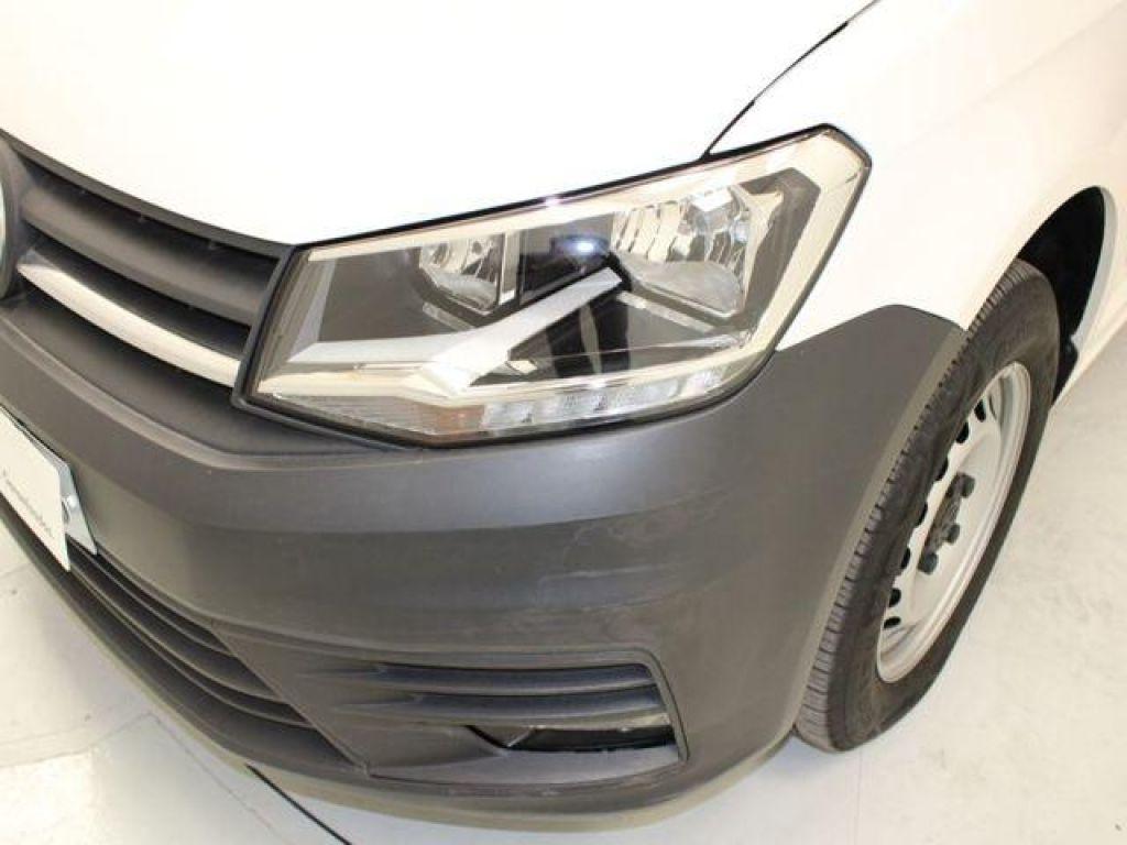 Volkswagen Caddy 2.0 TDI BMT DSG 75 kW (102 CV)